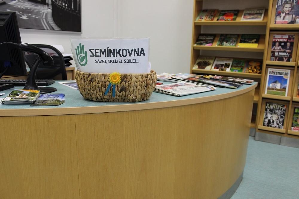 Semínkovna knihovna Břevnov